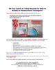 Lesson 6 Russian Intermediate Making Presentation: Furnish