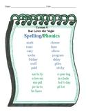 Journeys Spelling 3rd Grade Lesson 6