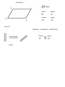 Lesson 65-1 Parallel And Perpendicular Lines