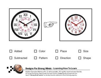 Comparisons Lesson Set 7