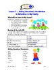 Lesson 7 - Asking Questions, Adjectives & My Family (SPANI