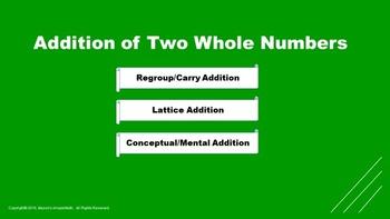 Lesson 7 Bundle