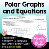 Graphs of Polar Equations (PreCalculus - Unit 6)