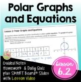 Graphs of Polar Equations (PreCalculus - Unit 6)