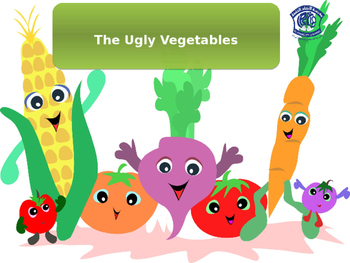 Lesson 7- Journey- They Ugly Vegetable story/picture walk