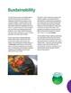 Lesson 7: Sustainability