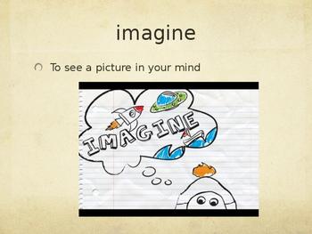 Lesson 7 - What do Illustrators Do? Journey's Lesson Vocabulary Powerpoint