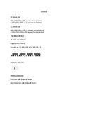 Lesson 8 - Snare Drum Mastery 101 - 15 & 17 Stroke Roll, I