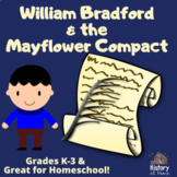 Lesson 8: William Bradford/Mayflower Compact (Early Americ