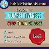 """Lesson 9: Competitiveness"""" Complete Bundle"""