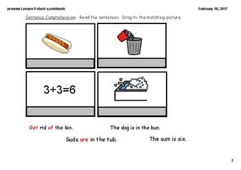 Lesson 9 short u