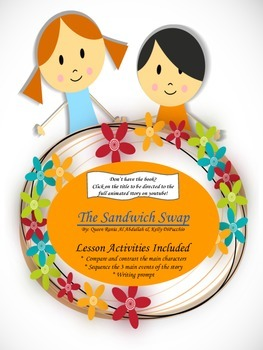 Lesson Activities - The Sandwich Swap