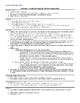 Because I could not stop for Death Lesson Plan, Worksheets