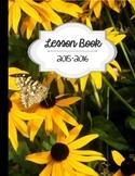 Lesson Book 2014-2015 [Black Eyed Susans]