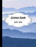 Lesson Book 2014-2015 [Mountains]