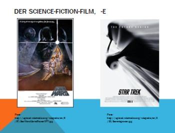Lesson Bundle: Am Wochenende and Ins Kino gehen