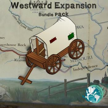 Lesson Bundle: Westward Expansion 5 lessons