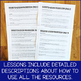 Lesson Bundle for All Fifth-Grade RI Standards (RI.5.1-RI.5.10)