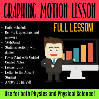 Lesson: Graphing Motion