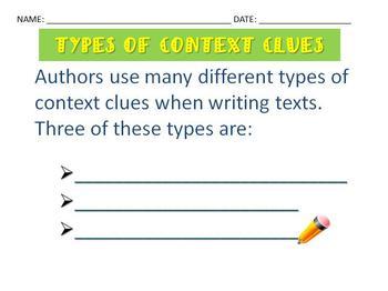 Lesson: Immigration Complex Text CONTEXT CLUES RI 7.4