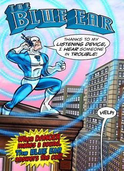 Lesson Pack: Deaf/Hard of Hearing Superheroes Visuals