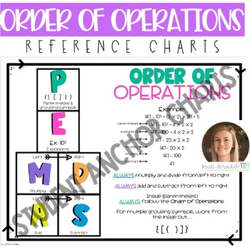 Lesson Pack- Order of Operations- 5.OA1. & 5.OA.2