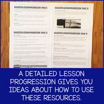 Lesson Pack for RI.5.7 (Using Info From Multiple Sources)
