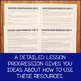 Lesson Pack for RI 5.8 (How an Author Supports His or Her Points)