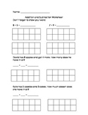 Lesson Plan - Addition and Subtraction between 10-20