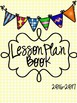 Lesson Plan Book!