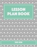 Lesson Plan Book 2015-2016