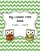 Lesson Plan Book Cover {Variety Pack}
