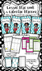 Lesson Plan Book & Planner {Black Hair & Glasses: Blue Polka Dot}