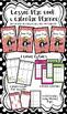 Lesson Plan Book & Planner {Blonde Hair & Glasses: Red Herringbone}