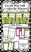 Lesson Plan Book & Planner {Blonde Hair: Green Triangles}