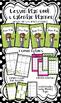 Lesson Plan Book & Planner {Brown Hair: Green Triangles}