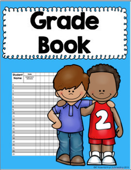 Lesson Plan Book (Solid Color)