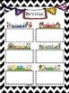 Lesson Plan Book and Calendar Bundle (Editable)