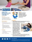 Lesson Plan: Building Basic Letter Knowledge with U-Play Mat