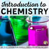 Lesson Plan Bundle: Introduction to Chemistry