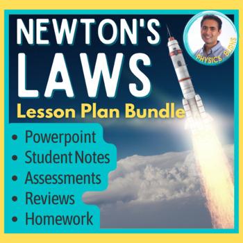 Lesson Plan Bundle: Newton's Laws