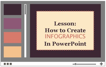 Lesson Plan Collateral: How to Create an Infographic