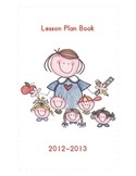 Lesson Plan Cover Sheet