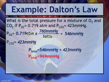 Lesson Plan: Dalton's and Graham's Laws, and Real vs. Ideal Gases
