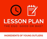 Lesson Plan: Ego Close Read