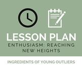 Lesson Plan: Enthusiasm Close Read