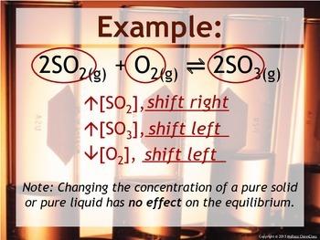 Lesson Plan: Equilibrium and Le Chatelier's Principle