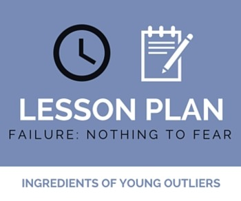 Lesson Plan: Failure Close Read