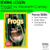 Lesson Plan: Frogs! (National Geographic Kids)
