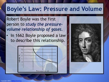 Lesson Plan: Gas Laws - Boyle's and Charles's Laws
